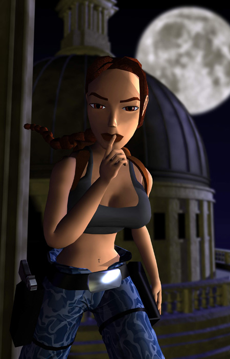 Tombraidergirl Com Tomb Raider Walkthroughs Images And 100